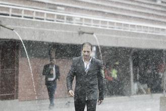 """Rubén Darío Bedoya: """"Vendrá Wilfrido De La Rosa y estamos a la espera de otro delantero y un central"""""""