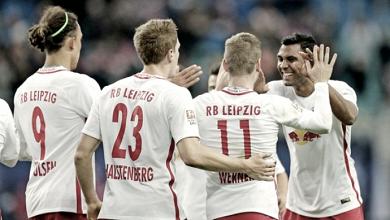 El Leipzig saca un punto a base de penaltis ante un Leverkusen que mereció más