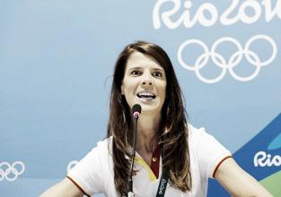 """Ruth Beitia: """"Espero llegar a la final y mejorar puesto a puesto en cada uno de los listones"""""""