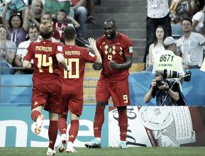Bélgica desencanta no segundo tempo e derrota estreante Panamá