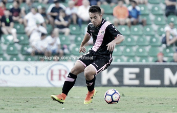 Fran Beltrán, convocado por la selección sub 19