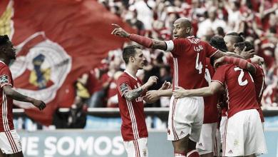 Benfica va por todo y se lleva la Supertaça de Portugal