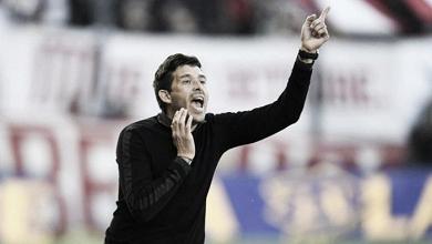 """Leandro Benítez: """"Estoy muy feliz con estos chicos"""""""