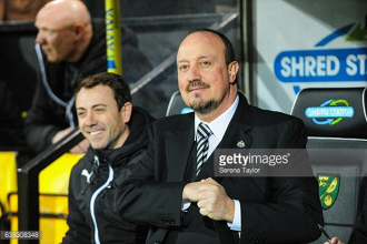 """Newcastle boss Rafael Benitez takes positives from Norwich draw although Magpies """"deserved to win"""""""