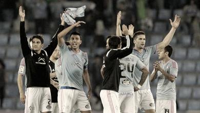 Derbis ganados por el Celta: Celta 2-1 Deportivo. Temporada 2014-15