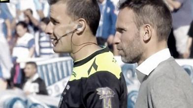 """Lucas Bernardi: """"El partido estuvo absolutamente controlado"""""""