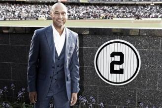New York Yankees, Houston Astros split doubleheader on Jeter night
