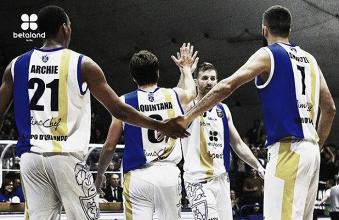 Legabasket Serie A - Pistoia rinuncia, in Champions League va Capo d'Orlando