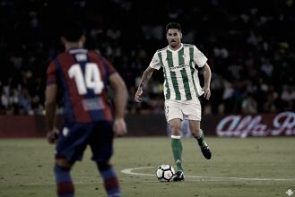 Javi García, pieza clave para el Betis