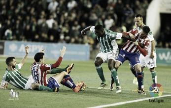 Real Betis 1-1 Sporting Gijón: Bottom half teams share the spoils