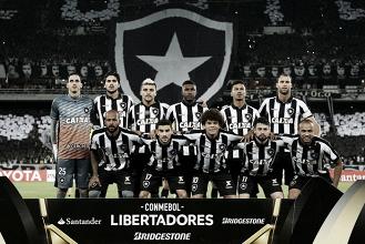 Sorteio coloca Botafogo e Nacional-URU frente a frente pela Libertadores