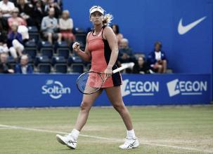 WTA Birmingham: Coco Vandeweghe crushes Johanna Konta