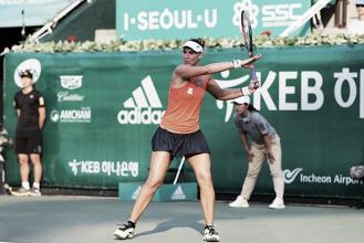 Bia Haddad vence holandesa e faz primeira final da carreira em Seoul