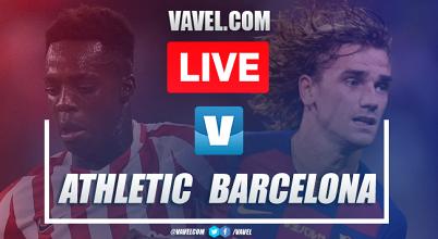 Goal and Highlights: Athletic Bilbao 1-0 Barcelona, 2019 La Liga