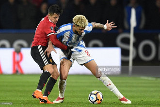 Philip Billing: The Terriers didn't take their chances against the Red Devils