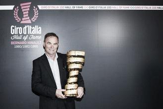 Giro d'Italia, Bernard Hinault nella Hall of Fame