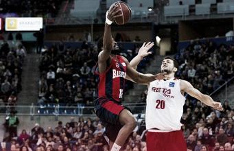 Baskonia destroza a un débil Bilbao Basket