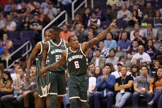 NBA - Antetokounmpo e Bledsoe trascinano Milwaukee a Phoenix; Sacramento supera i Lakers, Utah sul velluto
