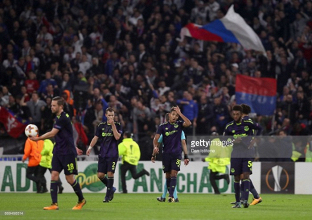 Lyon 3-0 Everton: Blues limp meekly out of Europa League following defeat in France