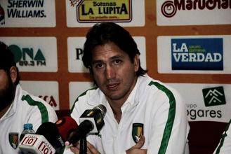 """Bruno Marioni: """"Me comprometo a darlo todo con Venados"""""""