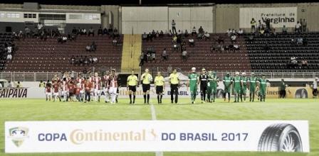 Marcelo Rangel brilha e Goiás elimina Boa Esporte nas penalidades pela Copa do Brasil