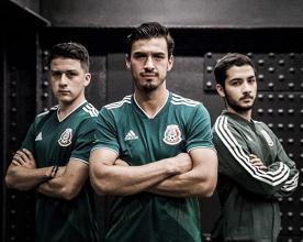 Presenta el 'Tri' nueva playera hecha en México