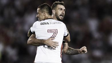 River Plate obtiene un empate ante Godoy Cruz y una paupérrima actuación arbitral