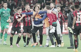 SC Bastia - OGC Nice : Fautrel dépassé par les événements