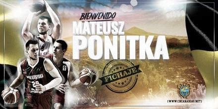 Mateusz Ponitka es nuevo jugador del Tenerife