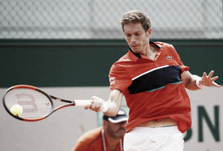 Mahut se hizo cargo de un Brown desconcentrado