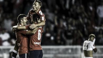 Independiente ganó con efectividad, seguridad y confianza
