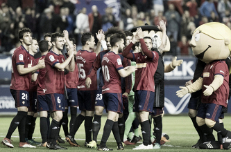 Resumen de la temporada 2017/2018: Osasuna, ante el Zaragoza el vaso rebosó