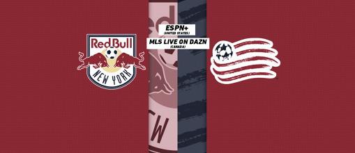 Previa New York Red Bulls–New England Revolution: partido decisivo para ambos conjuntos