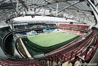 El Tom Tomsk - Lokomotiv se jugará en Moscú