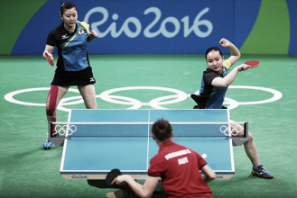 Rio 2016: Japan and Germany join China and Singapore in Women's Team Table Tennis Semifinals