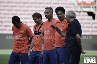 El Barça Legends jugará un amistoso en Bombay