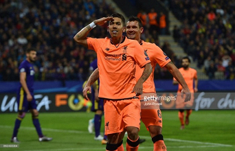 NK Maribor 0-7 Liverpool: Seven heaven for record-breaking Reds as they run riot in Slovenia