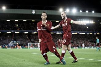 Han vuelto las noches mágicas a Anfield