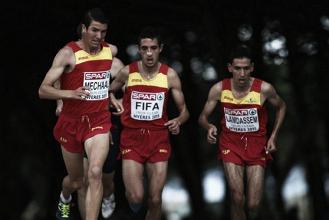 La IAAF suspende cautelarmente a Mechaal