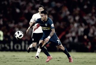 Con poco fútbol, Boca no aprovechó las chances