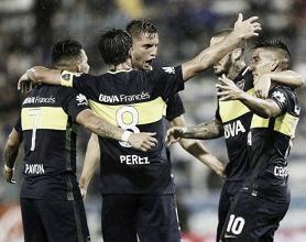 Boca Juniors domina, vence Vélez Sarsfield e segue com vantagem na liderança