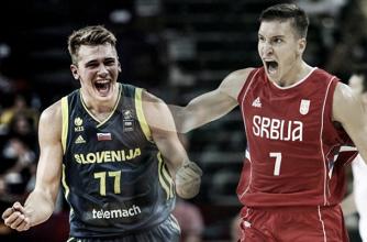 La finale di Bogdan e Luka: in palio l'oro e la gloria