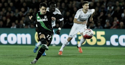 Swansea City 0-1 Stoke City: Bojan's early penaltysees Pottersrecordfirst win at the Liberty for 22 years
