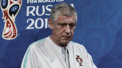 """Fernando Santos: """"Portugal tiene cualidades para hacerlo mejor"""""""