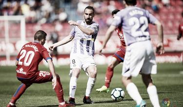 Resumen de la temporada 2017/2018: Real Valladolid, el equipo de Borja