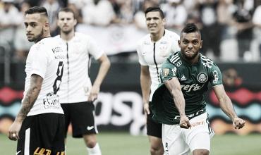 Borja sente dores no joelho, será operado e desfalcará o Palmeiras por pelo menos seis semanas