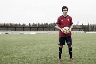 """Borja Lasso: """"El club es un club grande, de Primera División"""""""