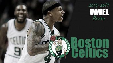 2016-17 NBA Team Season Review: Boston Celtics