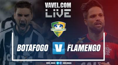 Resultado Botafogo 0x0 Flamengo na Copa do Brasil 2017