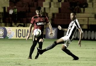 Em jogo morno, Sport e Botafogo ficam no empate pelo Brasileirão